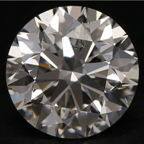 1.25 Carats G SI2 Round Brilliant Diamond Image